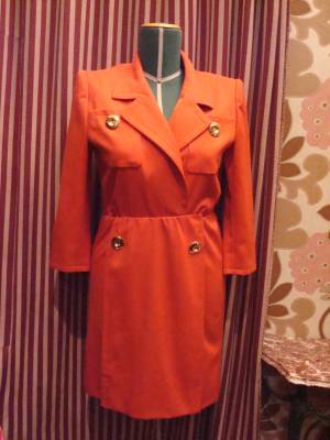 abito Givenchy anni '80
