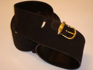 cintura Gucci anni '80