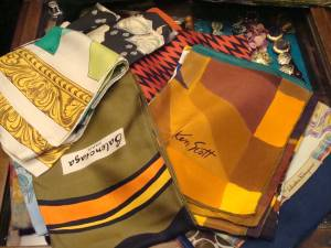 foulard anni'60-'80