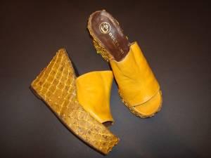 Beltrami sandalo anni 70