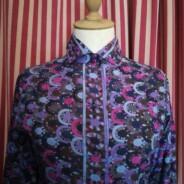 Emilio Pucci camicia anni'70
