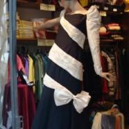 Vintage Store A ritroso: abito da sera Valentino