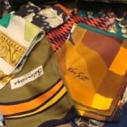 Vintage Store A ritroso: foulard Hermès,Pucci…