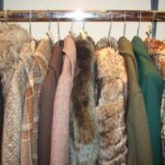 Vintage Store A ritroso: selezione cappotti '60-'80